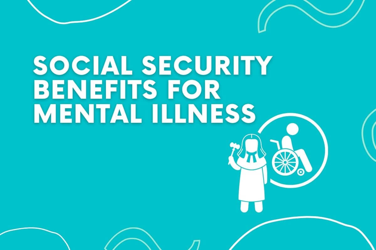how to get social security benefits for mental illness